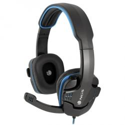 auriculares ngs ghx-505 negro/azul