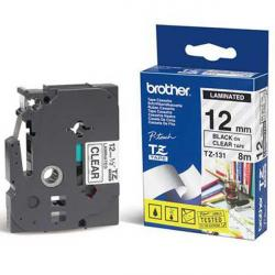 brother cinta laminada tze-131 12mm c/n
