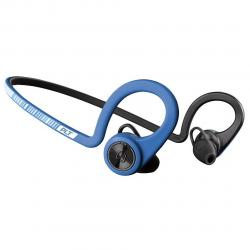 auriculares plantronics backbeat fit bluetooth azul