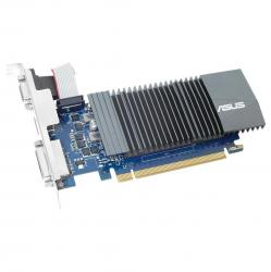 asus geforce gt 710 silent 2gb gddr5 con bracket low profile