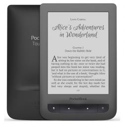ebook pocketbook touch lux 3 6'' gris