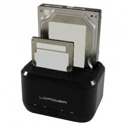 dock lc power dock-u3-iii 2.5''/3.5'' usb 3.0