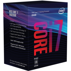 cpu intel core i7-8700k box