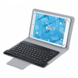 funda teclado 3go csgt28 bluetooth tablets 10'' negro