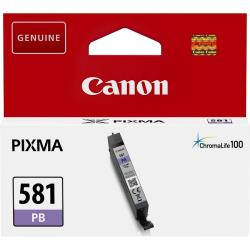 tinta canon photo azul cli-581pb