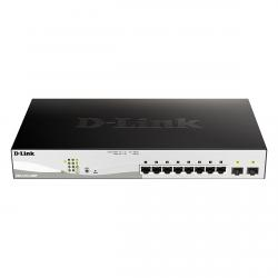 switch d-link dgs-1210-10mp poe 10 puertos