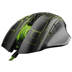 droxio coulter gaming negro/verde
