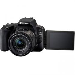 canon eos 200d kit + 18-55mm is stm