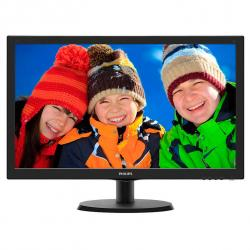 monitor 21.5'' philips 223v5lhsb