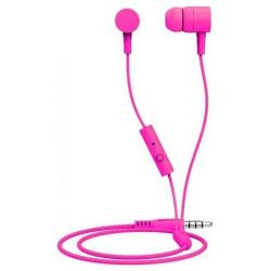 auriculares maxell spectrum rosa