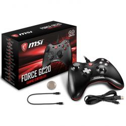 gamepad msi force gc20 negro