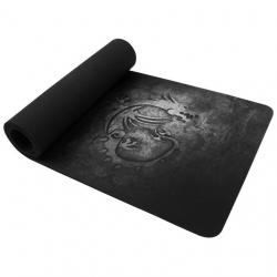 alfombrilla msi gaming xl negro/gris