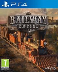 railway empire limited day one edition ps4