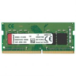 kingston kvr24s17s8/8 sodimm ddr4 2400mhz 8gb cl17