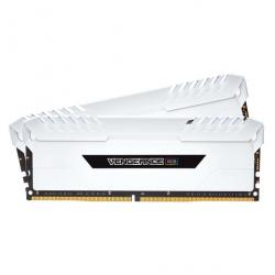corsair vengeance rgb blanco ddr4 3000mhz 16gb 2x8gb cl16