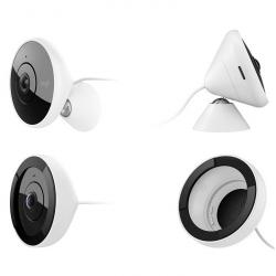 combo-pack logitech circle 2 (wired x2 + soporte de ventana)