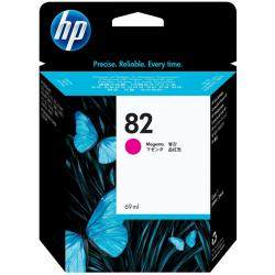 tinta magenta hp 82 (69ml)