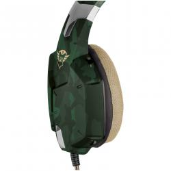 auriculares trust gxt 322 carus gaming jungle camo