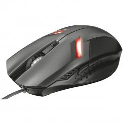 trust ziva gaming mouse gris