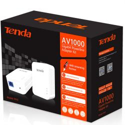 powerline tenda ph3 av1000 kit