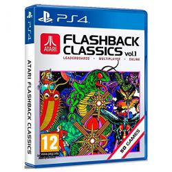atari flashback classic vol.1 ps4 (importacion)