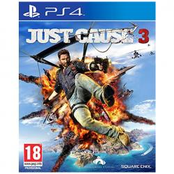 just cause 3 ps4 (importacion)