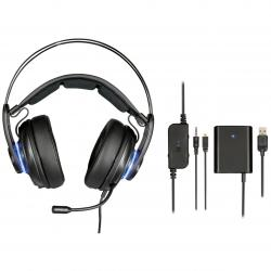 auriculares trust gxt 383 dion 7.1 + farcry 5 pc