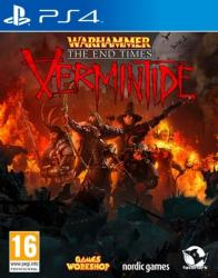 warhammer: the end times - vermintide ps4 (importacion)