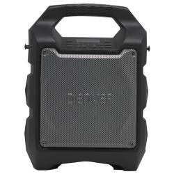 altavoz denver tsp-203 bluetooth negro