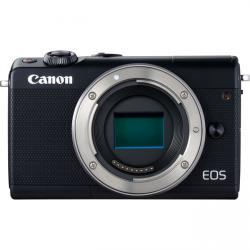 canon eos m100 kit negro + ef-m 15-45mm is stm