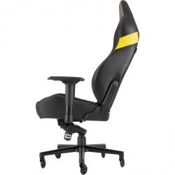 silla gaming corsair t2 road warrior negro/amarillo