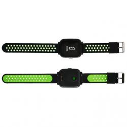 billow xs35 sport watch negro/verde