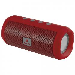 altavoz ngs roller tumbler bluetooth rojo