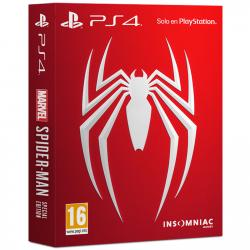 marvel spider-man edición especial ps4