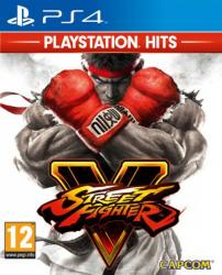 street fighter v playstation hits ps4