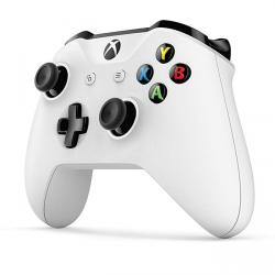 mando xbox one inalámbrico blanco