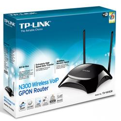 router inalámbrico tp-link tx-vg1530 gpon voip n300