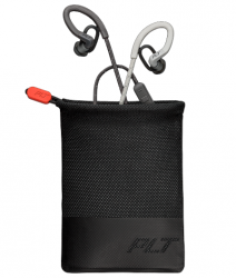 auriculares plantronics backbeat fit 350 gris