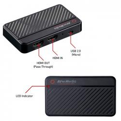capturadora avermedia gc311 live gamer mini