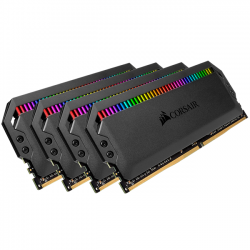 corsair dominator platinum ddr4 32gb 4x8gb 3000mhz cl15 rgb