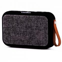 altavoz coolbox coolsoul bluetooth negro
