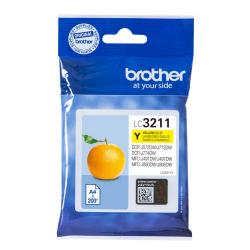 tinta brother amarilla lc3211y
