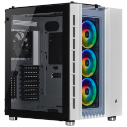corsair crystal 680x rgb blanco