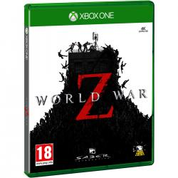 world war z xboxone