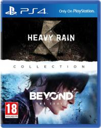 colección heavy rain + beyond two souls ps4