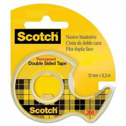 cinta adhesiva doble cara scotch 3m