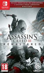 assassin's creed iii remastered n-switch