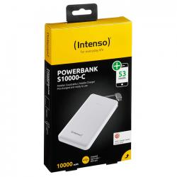 power bank intenso slim s10000-c blanco