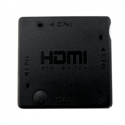 switch hdmi approx appc28v2 3 puertos 4k