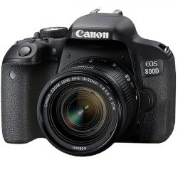 canon eos 800d kit + ef-s 18-55mm is stm